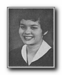 CONNIE CASANOVA: class of 1956, Norte Del Rio High School, Sacramento, CA.