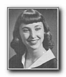 CONNIE DIMICELLI: class of 1956, Norte Del Rio High School, Sacramento, CA.