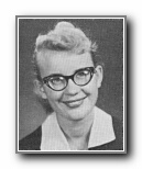 KAY KLITZ: class of 1957, Norte Del Rio High School, Sacramento, CA.