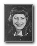 Floretta Fay Nell: class of 1957, Norte Del Rio High School, Sacramento, CA.