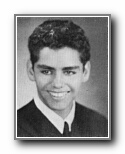 Benny Parra: class of 1957, Norte Del Rio High School, Sacramento, CA.