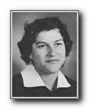 Annie Samudio: class of 1957, Norte Del Rio High School, Sacramento, CA.