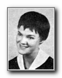 Carol Houx: class of 1958, Norte Del Rio High School, Sacramento, CA.