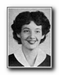 Janice Nosler: class of 1958, Norte Del Rio High School, Sacramento, CA.