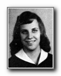Nancy Pierce: class of 1958, Norte Del Rio High School, Sacramento, CA.