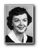 Patsy Rogers: class of 1958, Norte Del Rio High School, Sacramento, CA.