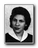 Ofelia Saenz: class of 1958, Norte Del Rio High School, Sacramento, CA.