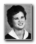 Judith Thompson: class of 1958, Norte Del Rio High School, Sacramento, CA.