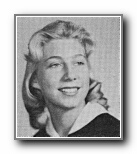 Marilyn Bader: class of 1959, Norte Del Rio High School, Sacramento, CA.