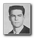 Sam Barnery: class of 1959, Norte Del Rio High School, Sacramento, CA.