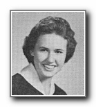 Karen Benning: class of 1959, Norte Del Rio High School, Sacramento, CA.