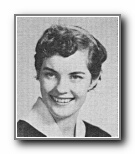 Barbara Bird: class of 1959, Norte Del Rio High School, Sacramento, CA.