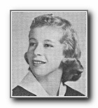 Rosalie Boles: class of 1959, Norte Del Rio High School, Sacramento, CA.