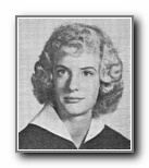 Pat Bradshaw: class of 1959, Norte Del Rio High School, Sacramento, CA.