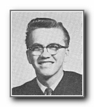 Jack Coy: class of 1959, Norte Del Rio High School, Sacramento, CA.