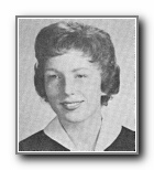 Judy Cullup: class of 1959, Norte Del Rio High School, Sacramento, CA.