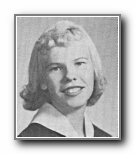 Barbara Doty: class of 1959, Norte Del Rio High School, Sacramento, CA.