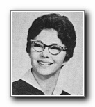 Bev Evans: class of 1959, Norte Del Rio High School, Sacramento, CA.
