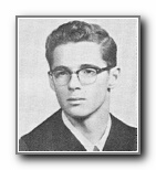 Bill Johnston: class of 1959, Norte Del Rio High School, Sacramento, CA.