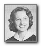 Solveig Jonassen: class of 1959, Norte Del Rio High School, Sacramento, CA.