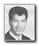 Alex Viramotes: class of 1959, Norte Del Rio High School, Sacramento, CA.