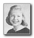 Jean Wentworth: class of 1959, Norte Del Rio High School, Sacramento, CA.