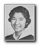 Dorothy Yuki: class of 1959, Norte Del Rio High School, Sacramento, CA.
