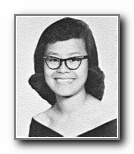 Kim Fong: class of 1960, Norte Del Rio High School, Sacramento, CA.