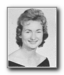 Pat Glaze: class of 1960, Norte Del Rio High School, Sacramento, CA.