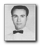 John Anderson: class of 1961, Norte Del Rio High School, Sacramento, CA.
