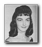 Carol Bean: class of 1961, Norte Del Rio High School, Sacramento, CA.