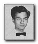 Tony Belarmino: class of 1961, Norte Del Rio High School, Sacramento, CA.