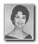 Sue Cory: class of 1961, Norte Del Rio High School, Sacramento, CA.