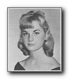 Sandra Hutchings: class of 1961, Norte Del Rio High School, Sacramento, CA.