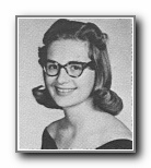 Nancy Jennings: class of 1961, Norte Del Rio High School, Sacramento, CA.