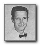 Dillard Kinsey: class of 1961, Norte Del Rio High School, Sacramento, CA.