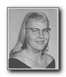 Marilyn Mercer: class of 1961, Norte Del Rio High School, Sacramento, CA.