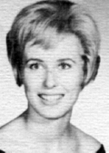 Mary DeRoos: class of 1962, Norte Del Rio High School, Sacramento, CA.
