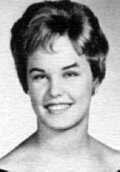 Carol Tobey: class of 1962, Norte Del Rio High School, Sacramento, CA.