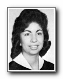 Judy Ortiz: class of 1963, Norte Del Rio High School, Sacramento, CA.