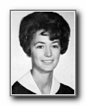 Betty Person: class of 1963, Norte Del Rio High School, Sacramento, CA.