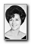 Claudia Collins: class of 1964, Norte Del Rio High School, Sacramento, CA.