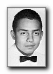 Elory Luna: class of 1964, Norte Del Rio High School, Sacramento, CA.