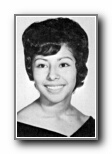 Irene Martinez: class of 1964, Norte Del Rio High School, Sacramento, CA.
