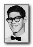 Roger Meyer: class of 1964, Norte Del Rio High School, Sacramento, CA.