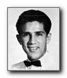 George Corona: class of 1965, Norte Del Rio High School, Sacramento, CA.