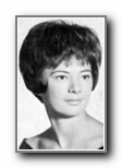 Carol Slavec: class of 1966, Norte Del Rio High School, Sacramento, CA.