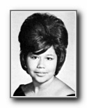Elizabeth Basquez: class of 1967, Norte Del Rio High School, Sacramento, CA.