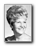 Betty Burden: class of 1967, Norte Del Rio High School, Sacramento, CA.
