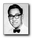 Paul Fong: class of 1968, Norte Del Rio High School, Sacramento, CA.
